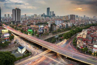 Phát triển đô thị và những ảnh hưởng tới môi trường đất tại Hà Nội