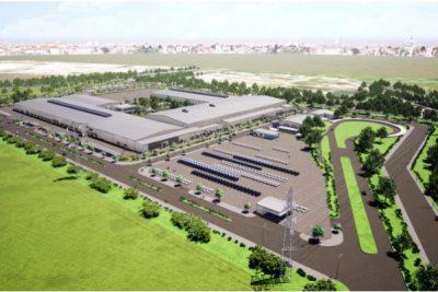 Hyundai Thành Công khởi công nhà máy hơn 3.200 tỷ đồng