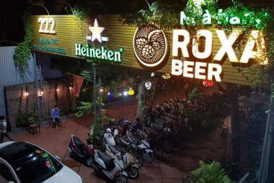 Nhà hàng Roxa 222 Nguyễn Trãi sử dụng đất sai mục đích – UBND phường Thượng Đình có bất lực?