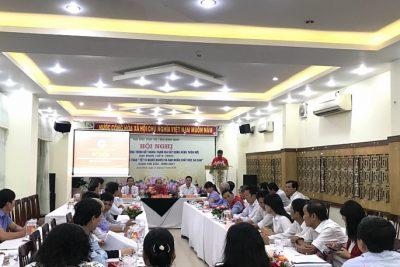 Bình Định: Hội Chữ thập đỏ tổ chức Hội nghị tổng kêt chương trình kết nghĩa xây dựng Nông thôn mới và triển khai công tác Xuân – 2021