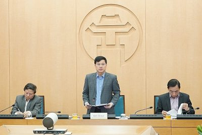 Từ 5/11, Hà Nội ra quân kiểm tra công tác phòng, chống dịch tại các quận, huyện, thị xã