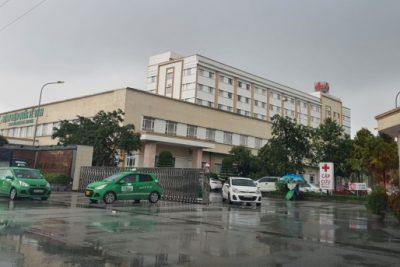Bệnh viện quốc tế Vinh vi phạm trong quảng cáo dịch vụ