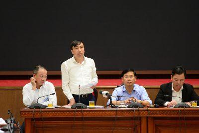 Huyện Quốc Oai, Hà Nội xử lý 91 trường hợp vi phạm đất đai, trật tự xây dựng