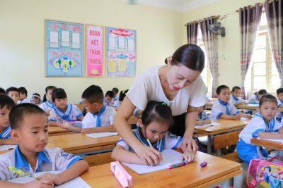 Đổi mới phương pháp dạy học phù hợp với chương trình, sách giáo khoa mới
