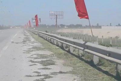 Cụm công nghiệp Trung Lương – Hà Nam thi công gây ô nhiễm môi trường
