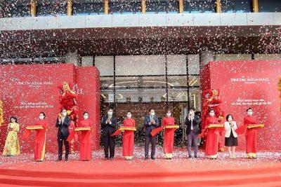 Vincom Retail khai trương trung tâm thương mại thứ 80