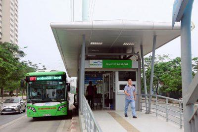 Hà Nội sẽ mở 45-55 tuyến xe buýt mới trong năm 2021