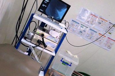 Bệnh viện Đa khoa Trung tâm Thái Nguyên có lén lút sử dụng máy nghi nhập lậu?