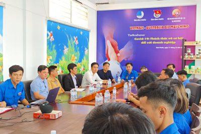 Nhanh chóng chuyển mình trước Covid-19, startup Việt – Úc cùng kết nối giao thương