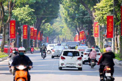 Thành phố Hà Nội: Sẵn sàng cho ngày hội lớn