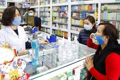 65 điểm bán thuốc tại Thủ đô Hà Nội trong dịp Tết Nguyên đán Tân Sửu