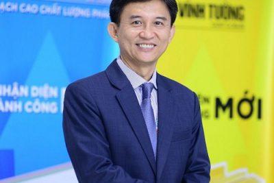 Ông Nguyễn Trường Hải được bổ nhiệm làm Tổng giám đốc Saint-Gobain Việt Nam