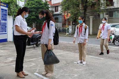 Hà Nội: Học sinh có thể được trở lại trường từ ngày 2/3