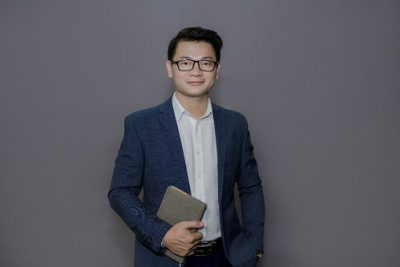 Đỗ Hữu Thuận: Chuyển đổi số trong giáo dục và tham vọng mãnh liệt của vị giám đốc trẻ.