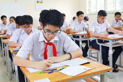 Hà Nội có 12 khu vực tuyển sinh lớp 10 trường công lập