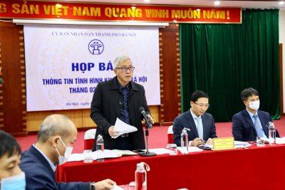 Hà Nội sẽ tiêm vắc xin đầy đủ cho công dân trên 18 tuổi, kể cả người dân vãng lai