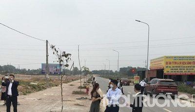"""Shop House """"ma"""" trong Khu công nghiệp Sông Công II – Thái Nguyên"""