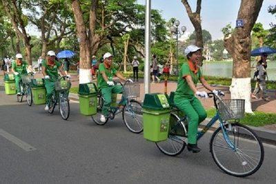URENCO – Điểm sáng trong công tác vệ sinh môi trường của Việt Nam