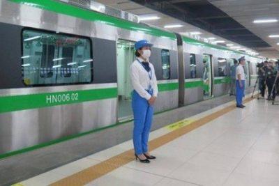 Bắt đầu bàn giao dự án đường sắt đô thị Cát Linh – Hà Đông