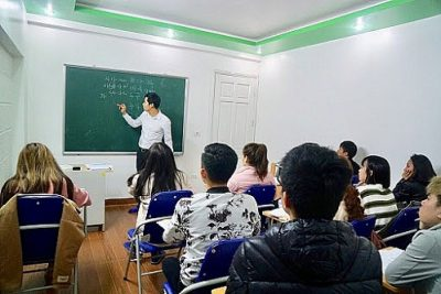 Sẽ thi tốt nghiệp THPT và xét tuyển đại học môn Tiếng Hàn