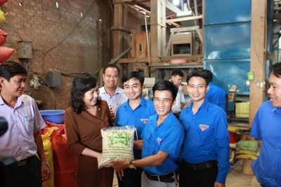 Lãnh đạo tỉnh Bình Phước mong muốn thanh niên khởi nghiệp bền vững