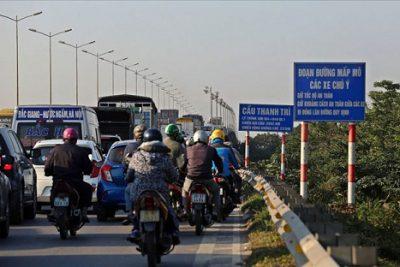 Lập dự án giảm ùn tắc, tai nạn giao thông trên cầu Thanh Trì