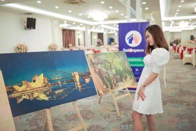 """Hoài Ngọc-Cô gái trẻ khởi nghiệp với mô hình """"Nhà ở xã hội"""" cho người thu nhập thấp."""