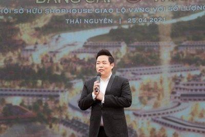 Sôi động lễ giới thiệu shophouse giao lộ vàng tại Danko City