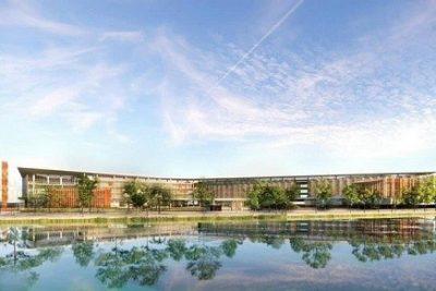 Ecopark: Trường từng được Tổng thống Mỹ chọn làm nơi đào tạo cho con