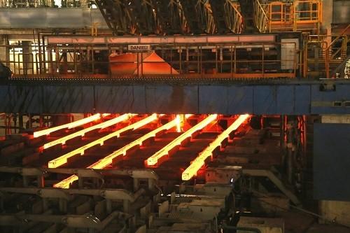 Sản lượng bán hàng các loại thép Hòa Phát đạt trên 1 triệu tấn/tháng