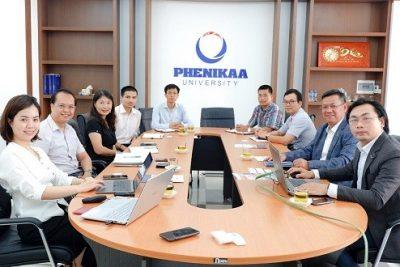 """Trường Đại học Phenikaa """"bắt tay"""" với doanh nghiệp đào tạo nhân lực 4.0"""
