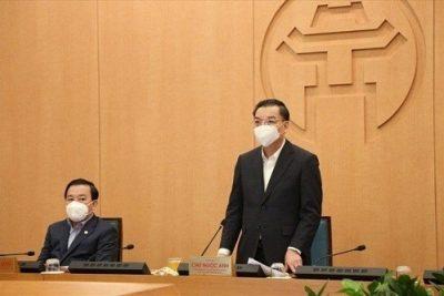 Xử lý nghiêm người trở lại Hà Nội sau nghỉ lễ 30/4 và 1/5 không khai báo y tế