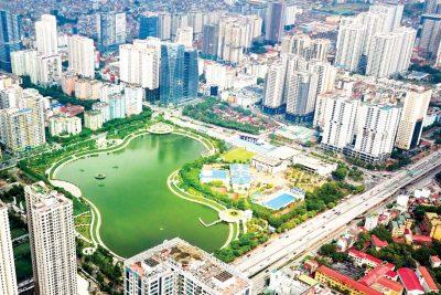 Hà Nội cần chú trọng phát triển các khu đô thị mới