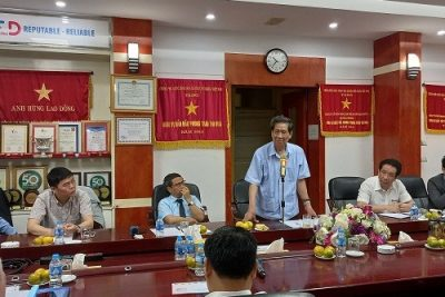 Công ty Cổ phần Bóng đèn Phích nước Rạng Đông họp báo kỷ niệm 60 năm thành lập