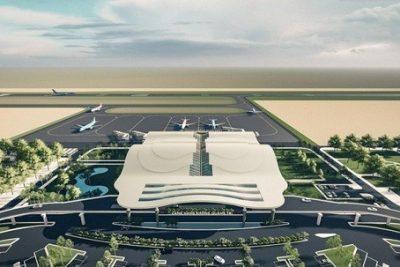Công ty CP Tập đoàn T&T vừa được UBND tỉnh Quảng Trị chấp thuận làm nhà đầu tư lập báo cáo nghiên cứu tiền khả thi dự án sân bay Quảng Trị.