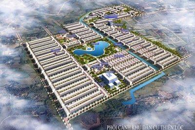KĐT Thiên Lộc Sông Công: Bức tranh khởi sắc về kinh tế và diện mạo đô thị mới