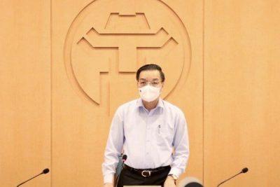 Hà Nội yêu cầu từ 12g ngày 25/5 tạm dừng cắt tóc, gội đầu, nhà hàng chỉ được bán mang về