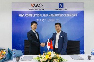 VMO Holdings và Agricare Group chính thức hoàn tất thương vụ M&A
