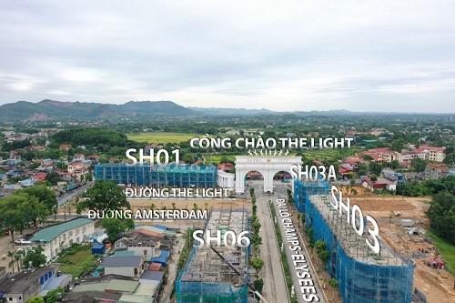 """Nhà đầu tư rộn ràng """"chuyển khẩu"""" kinh doanh về shophouse Danko City"""