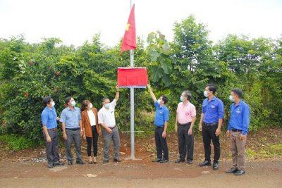 Giới trẻ Bình Phước làm nhiều việc tử tế nơi biên giới, khởi động hè tình nguyện