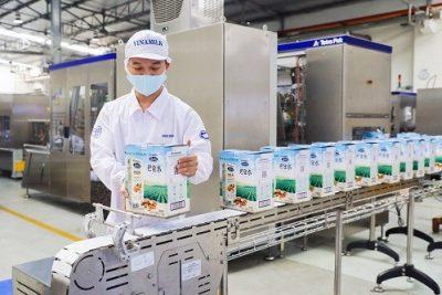 Vinamilk trong nhóm dẫn đầu TOP 50 doanh nghiệp niêm yết tốt nhất Việt Nam 2021