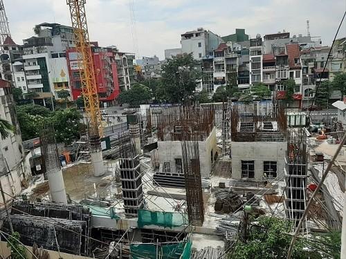 Hà Nội: Xây dựng chung cư số 2 Phạm Ngọc Thạch gây nứt nhà dân