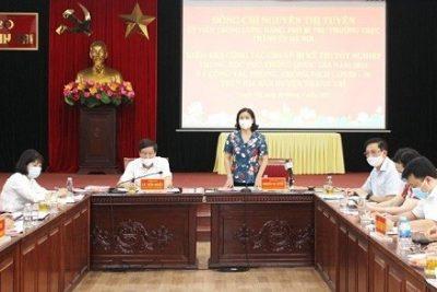 Hà Nội: Đảm bảo an toàn cho thí sinh, phụ huynh học sinh