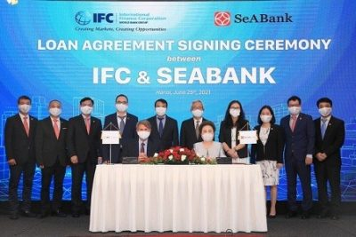 IFC tư vấn SeABank mở rộng cho vay doanh nghiệp do phụ nữ làm chủ