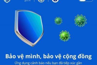 Người dân Hà Nội tích cực cài đặt ứng dụng Bluezone