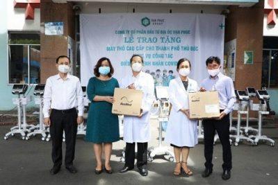 Van Phuc Group ủng hộ 10.000 phần quà cho các hoàn cảnh khó khăn