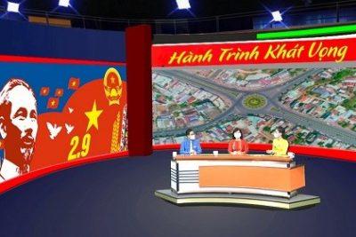 Tết độc lập: Nâng cao ý thức phòng chống dịch cho hàng nghìn người bằng talkshow truyền hình