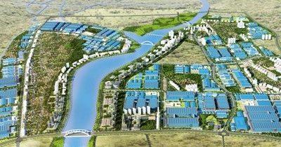 Thái Bình: Tiến độ thực hiện dự án đầu tư xây dựng Khu công nghiệp Liên Hà Thái