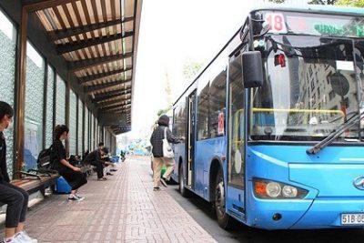 Sở GTVT Hà Nội đề xuất hoạt động tối đa 80% số lượt đối với xe bus công cộng