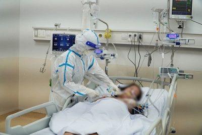 Sáng 30/9: Gần 7.000 ca COVID-19 nặng đang điều trị